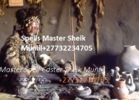 POWERFUL AFRICAN TRADITIONAL HEALER & ASTROLOGER +27732234705