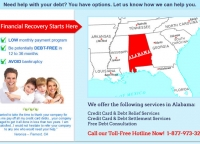 Alabama Debt Settlement Services