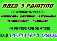 ________*PAINTING WORKS(BEDROOMS, BATH,KITCHEN,etc..2-3Hrs READY)