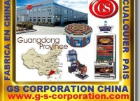 GS CORPORATION CHINA, Consoles, Video Games, Slots Machine, Gamin