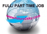 Part time, full time,typing work Jobs, Par day 500/-